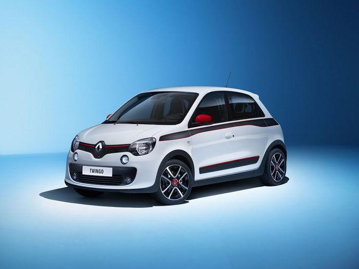 Novo Renault Twingo em apresentação