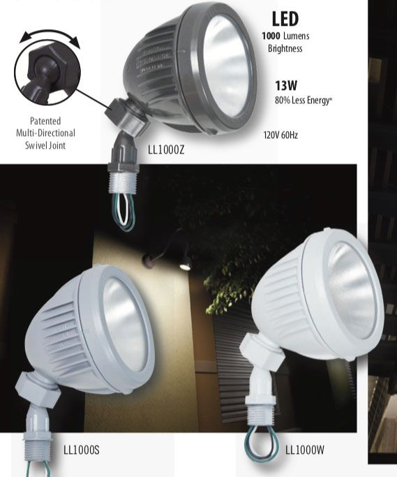 Go Towards The Light Check Out Our Belloutdoor Ll1000 Led Floodlight 13w Produce 1000 Warm White L Security Lights Commercial Outdoor Lighting Flood Lights