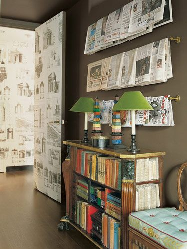 1000 ideas about newspaper wall on pinterest newspaper - Interior house painting charlotte nc ...