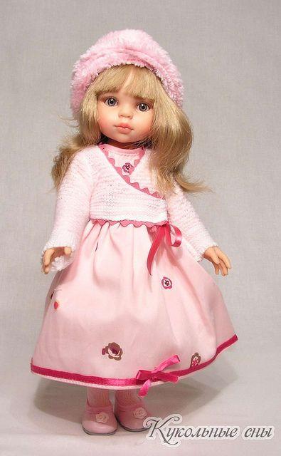 "paola reina dolls | 13"" Paola Reina Dolls - a gallery on Flickr"