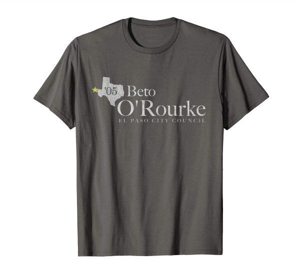 Beto O'Rourke for El Paso City Council T-Shirt