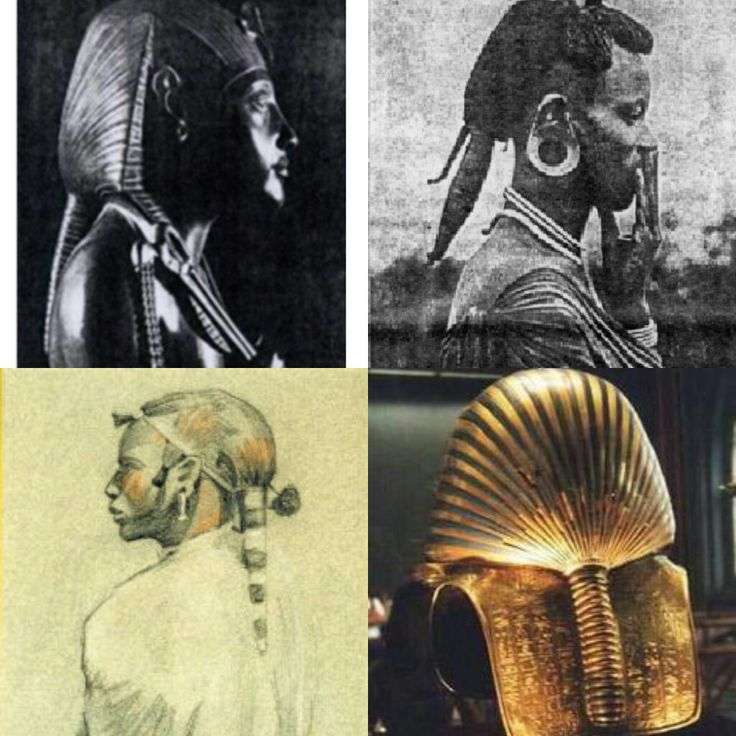 African warrior piglets hairstyles common in the African great lakes region with tribes such as Kalenjin,Maasai,Datooga,Kikuyu,Meru,Chaga,himba e.t.c but also some tribes in Mali,Chad and senegal.It is usually worn by young married warriors untill they enter the age group of junior elders,when they shave it off.Age groups and age sets were integral parts of African society including Ancient Egypt.