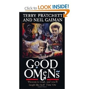 Good Omens by Neil Gaiman & Terry Pratchett. Two favourite authors, writing together. Read this.