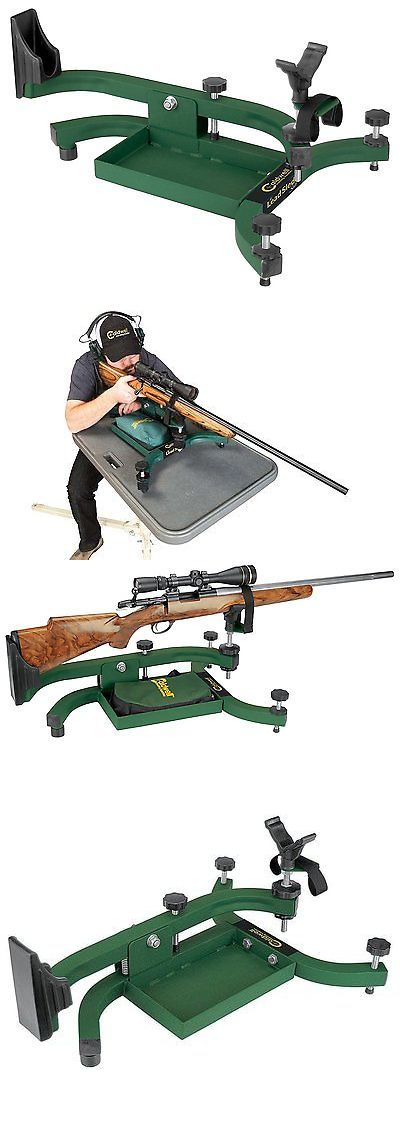 Benches and Rests 177887: Caldwell Lead Sled Solo Gun Shooting Rest For Rifle Adjustable Bench Cleaning BUY IT NOW ONLY: $121.5