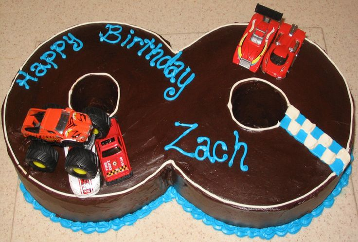Birthday Cake Ideas For 8 Year Old Boys 9 Trevor S