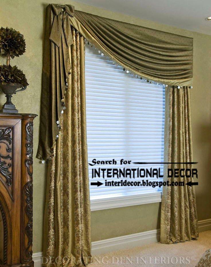 Modern Luxury Curtain Designs 2015 Curtain Ideas Colors Luxury Curtains Valance 2015