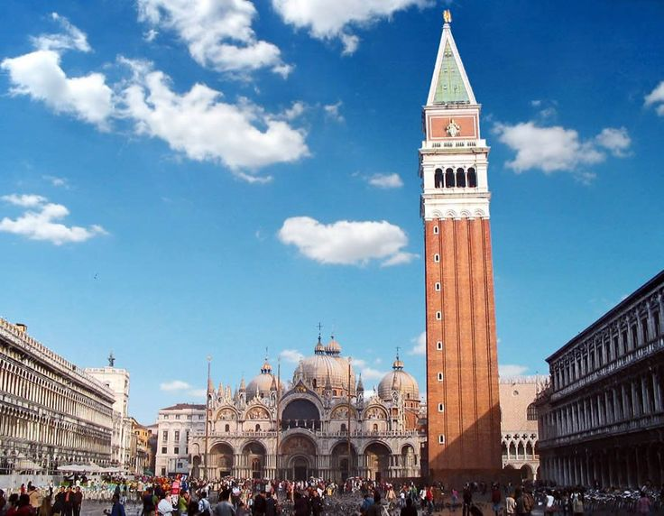 Venedik'te Görülmesi Gereken Yerler