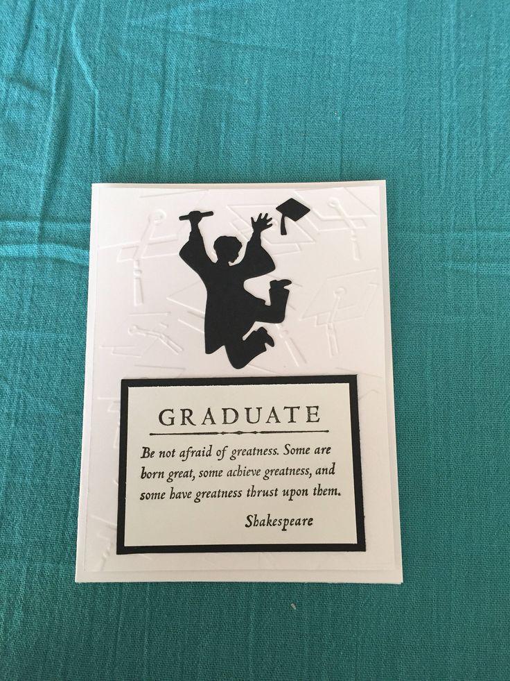 17 best ideas about Graduation Cards Handmade on Pinterest ...