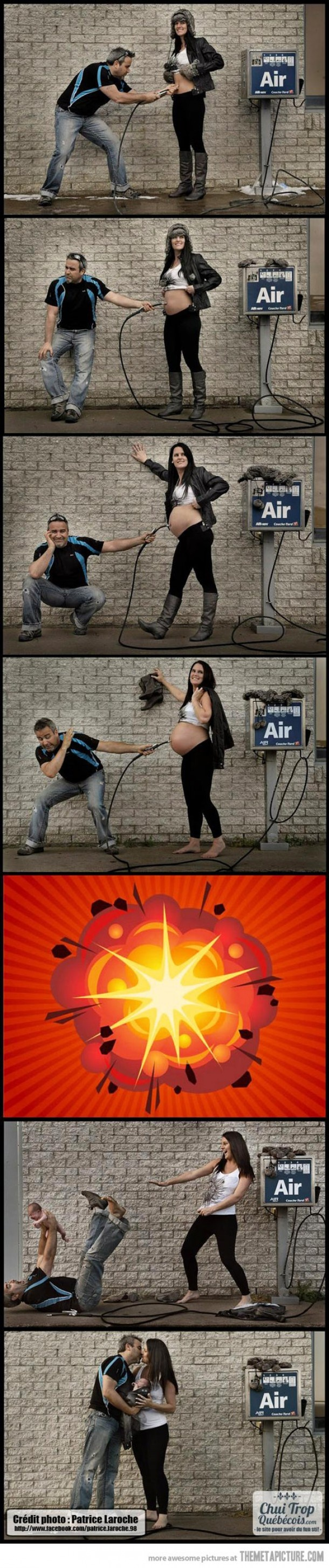 17 best images about femme enceinte on pinterest belly button baby kiss and maternity photography. Black Bedroom Furniture Sets. Home Design Ideas