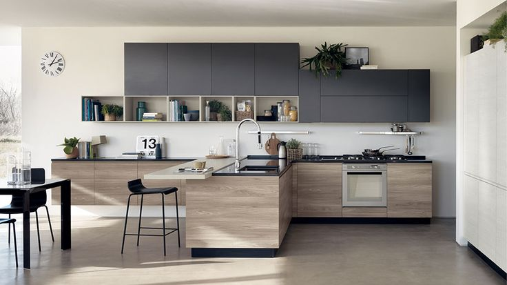 Le Pi� Belle Cucine ad Angolo Moderne delle Migliori Marche | MondoDesign.it