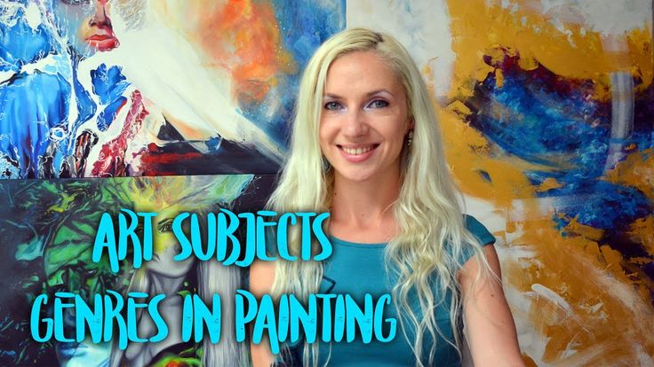 Art subjects / Genres in painting - Art theory by Oana Unciuleanu