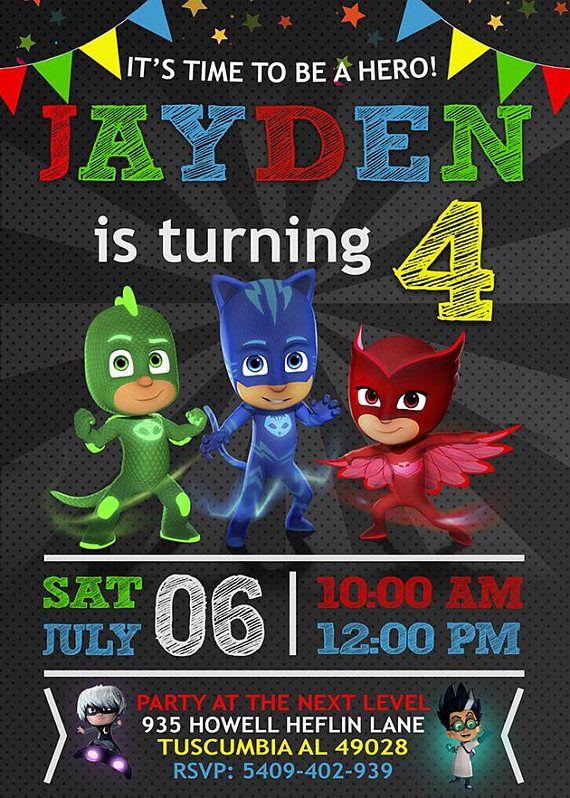 Pin On Jayden S 4th Bday