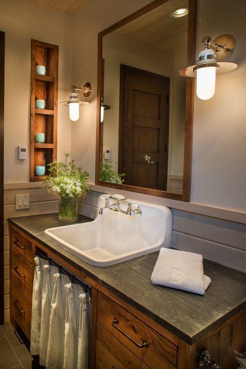 Bathroom Vanities Boise 923 best bathroom & laundry rooms images on pinterest | bathroom
