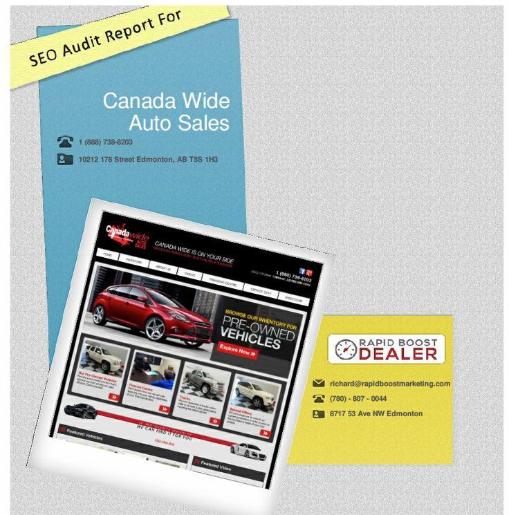Search engine optimization Marketing For Car Dealerships
