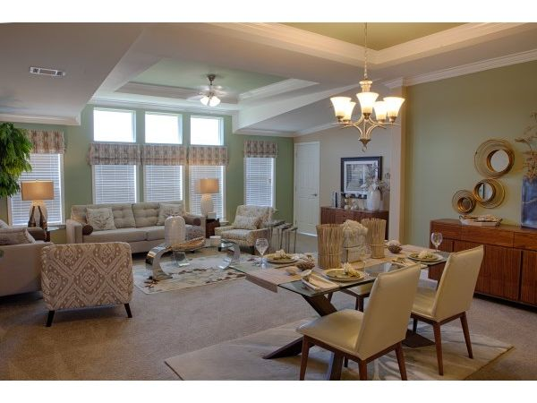 best ideas foe cofferred ceilings - The Wellington by Palm Harbor Homes is a 1 980 square foot