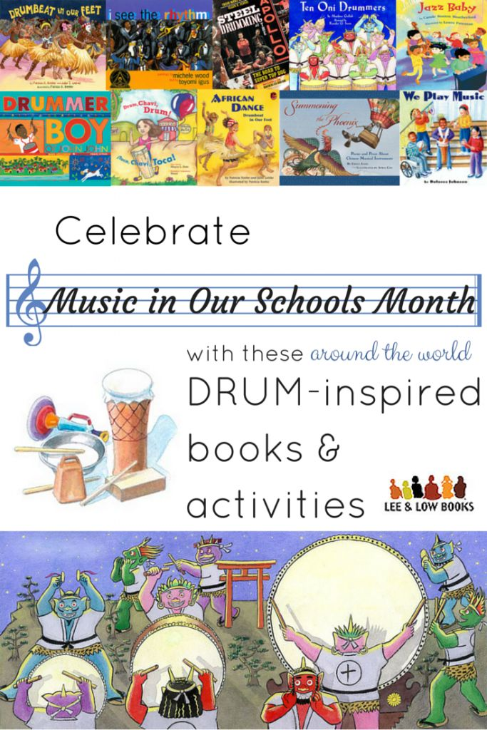 Celebrate music in our schools month!