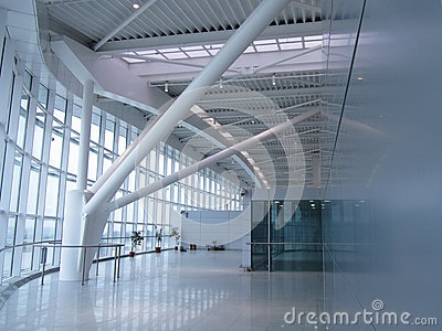 Bucharest Otopeni International Airport by Etrarte, via Dreamstime