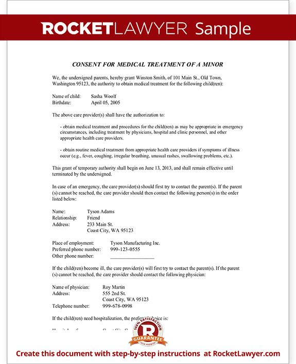 Printable medical release form for children authorization for child medical consent form parental medical authorization for minor medical authorization form altavistaventures Image collections