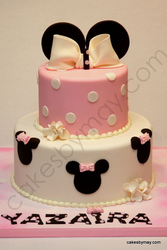 1000+ ideas about Minnie Mouse Cupcake Cake on Pinterest ...