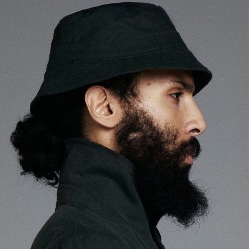 Beppe Olivgrön - Olive Green All-Weather Hat