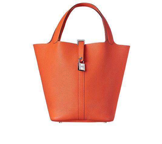 bag hermes price - hermes 35cm poppy orange clemence leather kelly bag with palladium ...