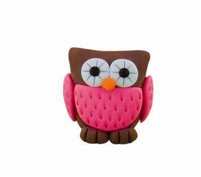 Sculpey® III Owl #MichaelsStores