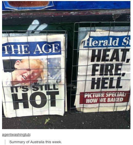 Funny dating headlines in Sydney