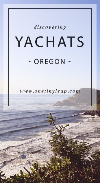 Discover the charming town of Yachats, Oregon.