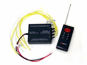 Logisys 4-zone Multi-Mode Remote Control Molex Connector Kit at Xoxide!