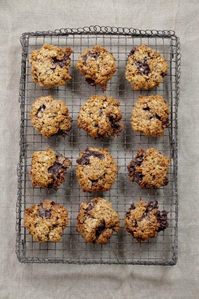 Oatmeal chocolate chip cookies_MG_5404