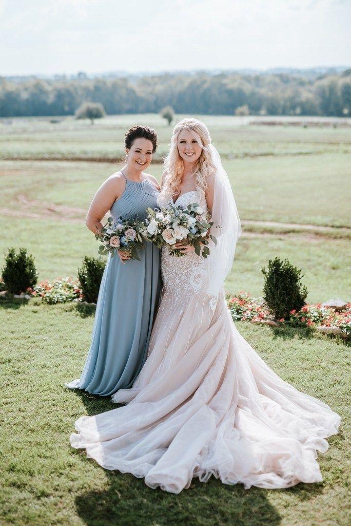 Soft Pastel Wedding Flowers French Blue Wedding Blue Wedding