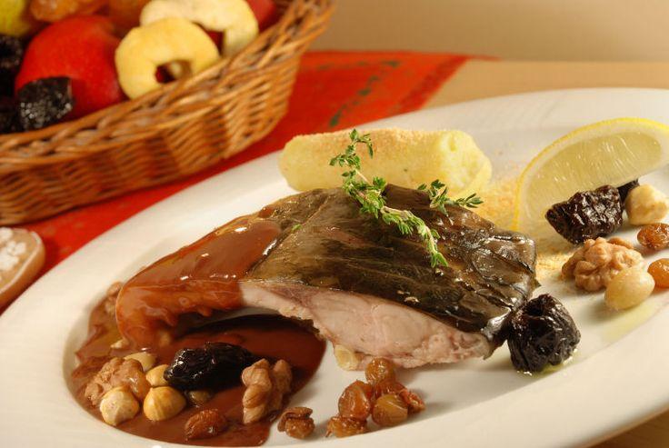Карп по-старочешски - рождественское блюдо