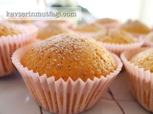 Kahveli Muffin Tarifi - Kevser'in Mutfağı - Yemek Tarifleri