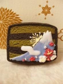 Mt.Fuji cookies