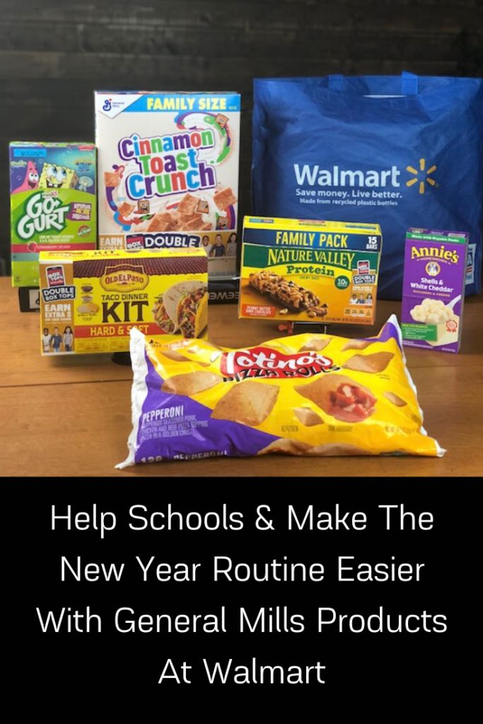 Help Schools & Make The New Year Routine Easier With