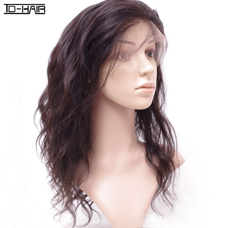 9А Бразильский виргинский объемная волна волос Парики человека кружева перед парик 100% необработанные естественный цвет 1b оптовая цена ТД ВОЛОС продукты