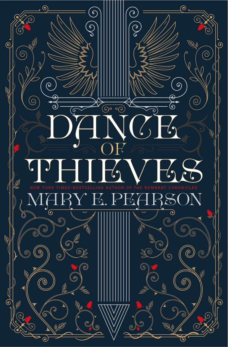 Cover Reveal: Dance of Thieves by Mary E. Pearson - On sale Aug. 7, 2018! #CoverReveal