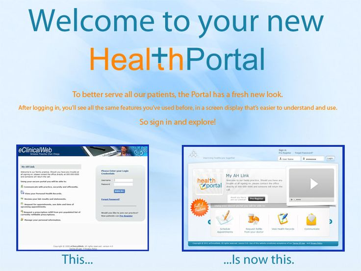 Dr. Byrd Patient Portal Login Page