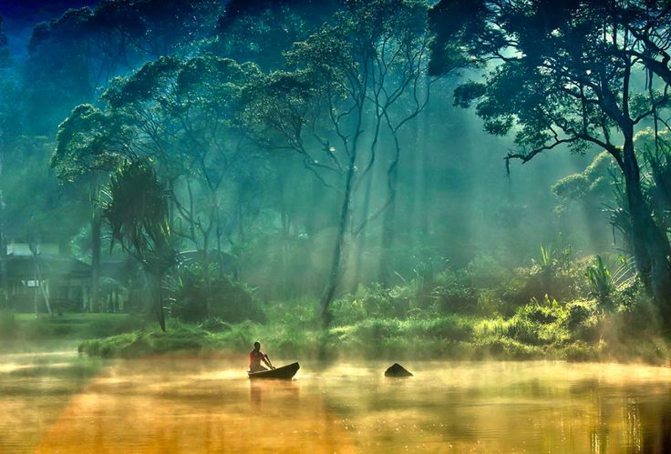 Gunung Gede National Park in Indonesia /// #travel #wanderlust #adventure