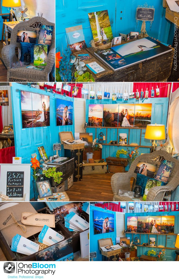 Trade Show Booth Vancouver : Best images about bridal show booth ideas for
