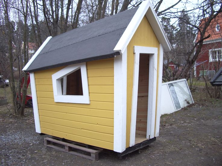 Lekstuga Nicky The Crazy Cottage
