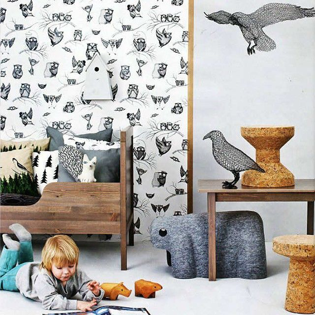 10 Lovely Little Boys Rooms Part 4 - Head to the Tinyme blog for more inspiration tinyme.com/blog #awholelotoftiny #top10 #tinymeblog #tinyme #kidsroom #boysroom