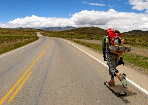 best longboard for travelling