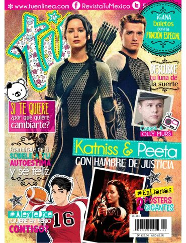 """I love buying magazines when I am in Latin America and seeing what I can use in the classroom. I have acquired a few issues of the Mexican teen magazine """"Tú"""" and have found many of my s…"""