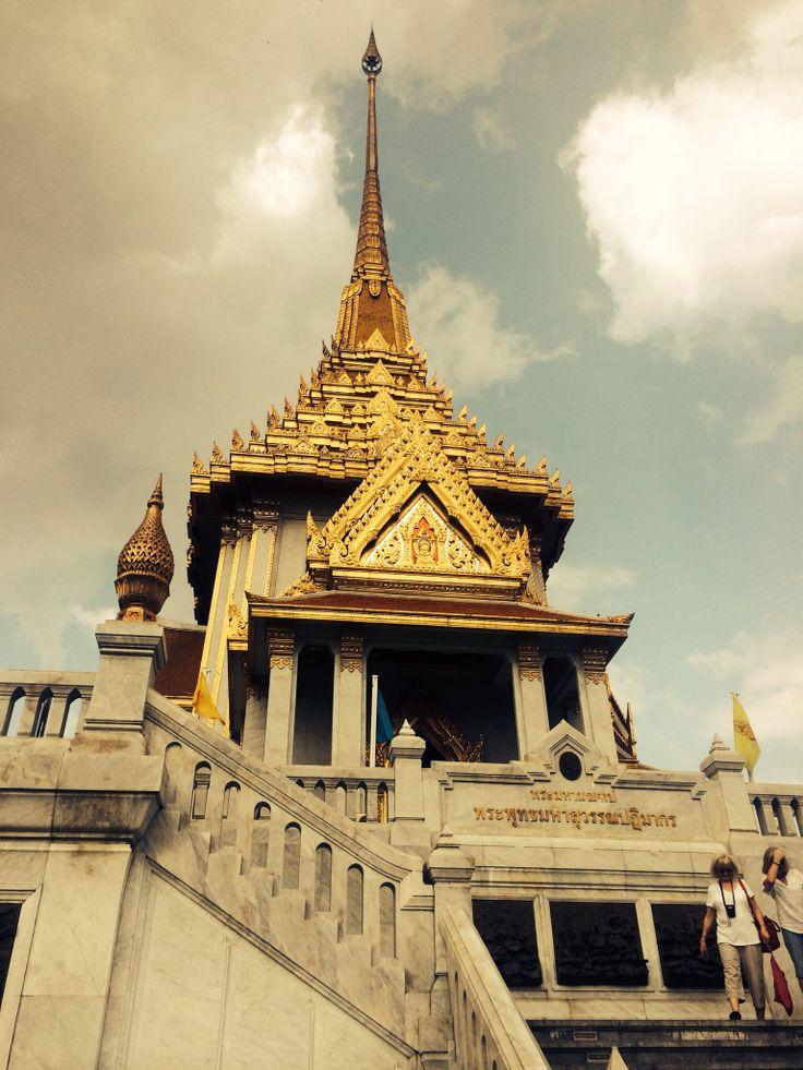 The Golden Buddha, Bangkok