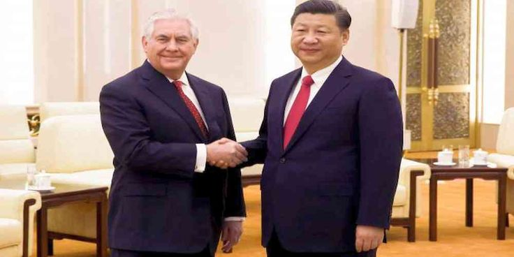 """Top News: """"CHINA POLITICS: Tillerson Ends China Trip With Warm Words From President Xi Jinping"""" - http://politicoscope.com/wp-content/uploads/2017/03/Chinese-President-Xi-Jinping-on-Sunday-U.S.-Secretary-of-State-Rex-Tillerson-hEADLINE-NEWS.jpg - """"The joint interests of China and US far outweigh the differences, and cooperation is the only correct choice for us both,"""" Chinese President Xi said.  on World Political News - http://politicoscope.com/2017/03/19/china-politics-till"""