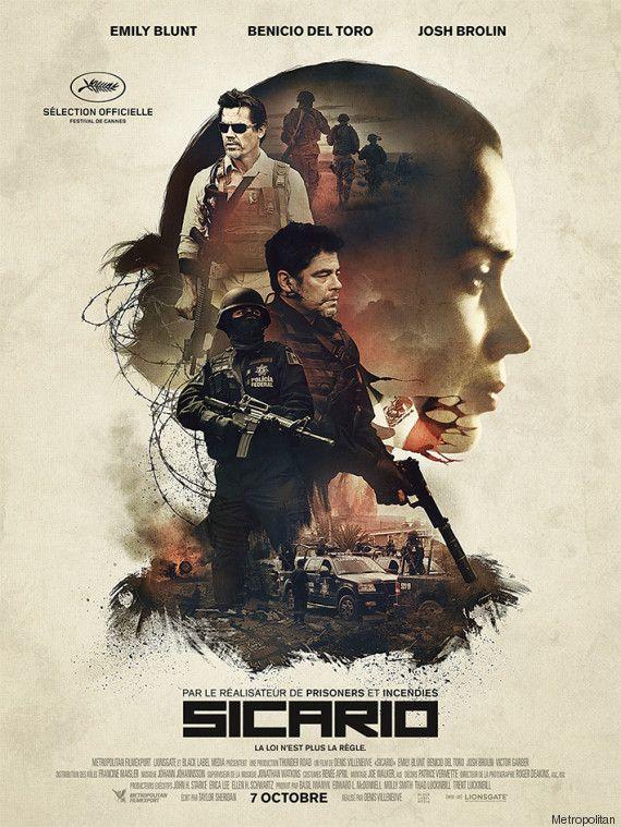 """De nouvelles images de """"Sicario"""", film coup de poing du Festival de Cannes"""