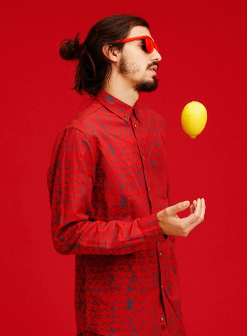 Libertine-Libertine Spring/Summer 2012 Collection | Inqmind