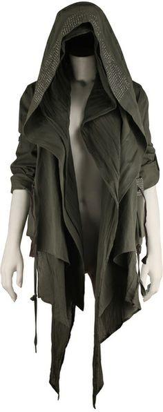 post apocalyptic jacket diy - Google Search