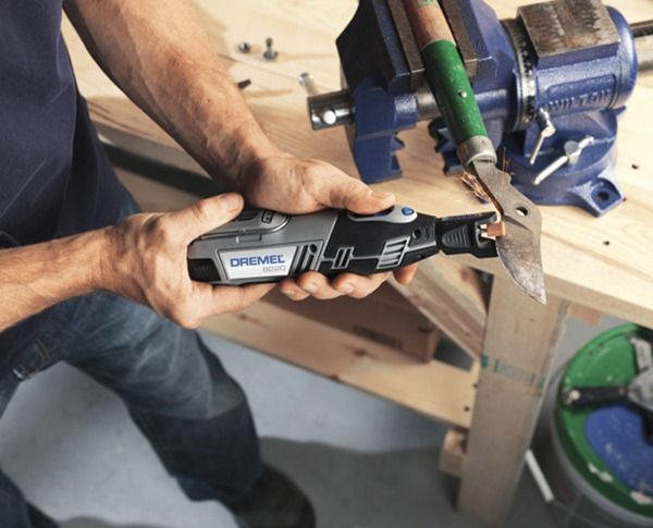dremel rotarty tool Grinding Pruner With Atachment 8220